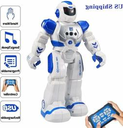 Remote Control Robots Smart Robot RC Toys Birthday Gift for