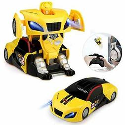 Baztoy Transform Toy Remote Control Car Wall Climbing for Bo