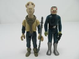 Reproduction Action Figures Blue Snaggletooth & Yak Face vin