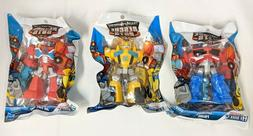 Transformers Rescue Bots 3-Pack Optimus Prime, Bumblebee and