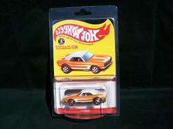 Hot Wheels RLC 67 Camaro Neo-Classics