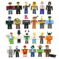 Roblox Champions Of Roblox Game Character 24 PCS Action Figu