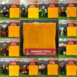 """Roblox Series 5 YELLOW Gold Blind Mystery Box Kids Toys 3"""" A"""