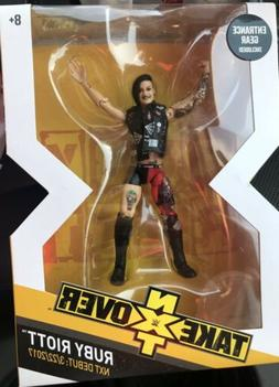 Ruby Riott - WWE Mattel nXt Series 4 Elite - WWF MOC MIB Tar