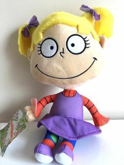 """Rugrats Nickelodeon Anjelica Pickles Plush Large 12"""" Toy. Li"""