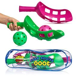YoYa Toys Scoop Ball Game Scoop Toss Set | Scoop Ball Toy fo