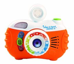 VTech Scroll and Learn Camera - Multi-Colored