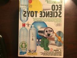 SEALED- 4M Eco Science Kit Labs Educational Creative Green S