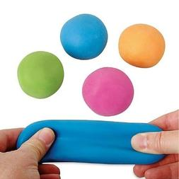 Sensory Stretch Bounce Ball, Stress Squishy Therapy Ball - P