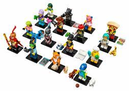LEGO Series 19 Minifigures Collectible Complete Set of 16 SE