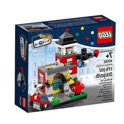 Lego, Exclusive 2014 Bricktober Set, Fire Station #3/4