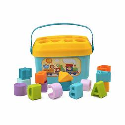 Playkidiz: Shape Sorter & ABC Pieces for Babies & Toddlers,