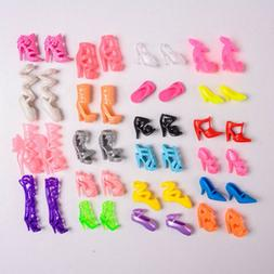 Shoes Fashion Toy Doll Random Shoes Baby Party 2 Sandals Hee