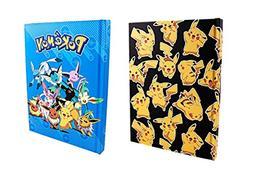 Silver Buffalo Pokemon Pikachu and Evi Hard Cover Journal No