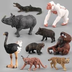 Simulation Animal <font><b>Toys</b></font> Children Kids <fo
