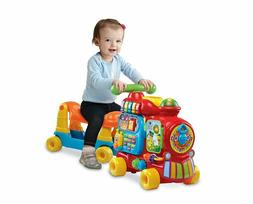 VTech Sit-to-Stand Ultimate Alphabet Train, For toddler role
