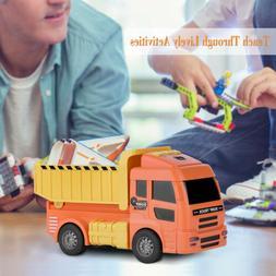 Smart Toys for Boys Truck Kids Toddler Construction Car 3 4