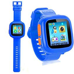 Smart Watch for Kids with Digital Camera Games Touch Screen,