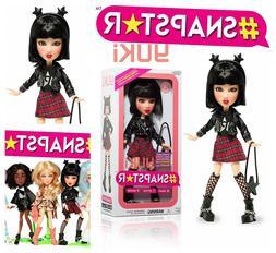 #SNAPSTAR DJ Yuki Toy Adjustable Dolls Figure Accessories Sn