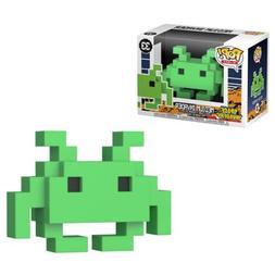 Space Invaders Video Game Medium Invader POP! Vinyl Figure #