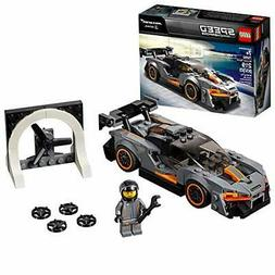 LEGO Speed Champions McLaren Senna 75892 Building Kit