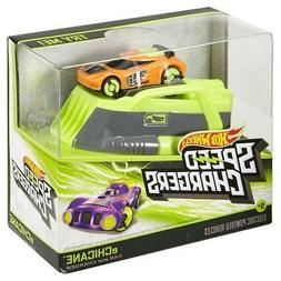 Hot Wheels SPEED CHARGERS eCHICANE Car & Charger