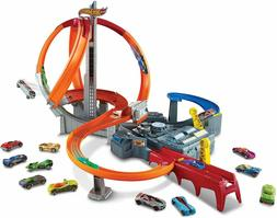 Hot Wheels Spin Storm Playset
