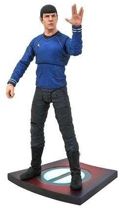 DIAMOND SELECT TOYS Star Trek Movie Select: Spock Action Fig