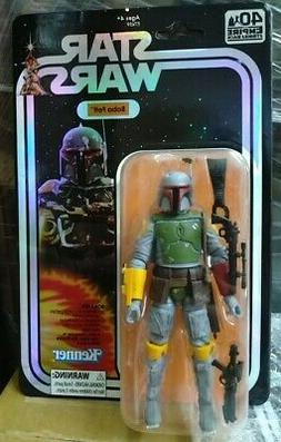 "Hasbro STAR WARS 40th BLACK SERIES 6"" inch BOBA FETT Figure"