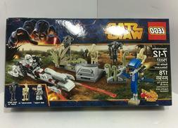 LEGO STAR WARS 75037 BATTLE ON  SALEUCAMI NEW FACTORY SEALED