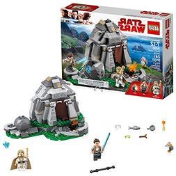 LEGO Star Wars: The Last Jedi Ahch-To Island Training 75200