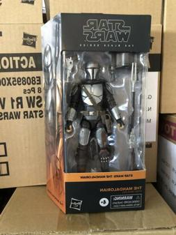 STAR WARS BLACK SERIES: 6 Inch - The Mandalorian - Beskar Ar