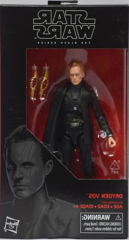 Star Wars Black Series 6-inch Dryden Vos Figure New In Box -