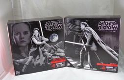 """Star Wars Black Series 6"""" inch Kylo Ren Throne Room & Rey Cr"""