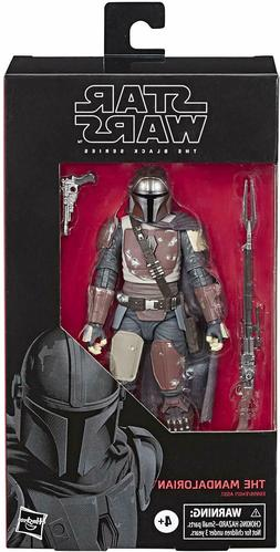 Star Wars The Black Series The Mandalorian 6-Inch Pre-Order