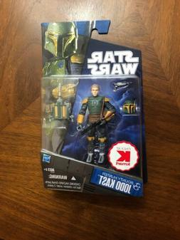 Hasbro - Star Wars - Bounty Hunter: Jodo Kast - KMart Exclus
