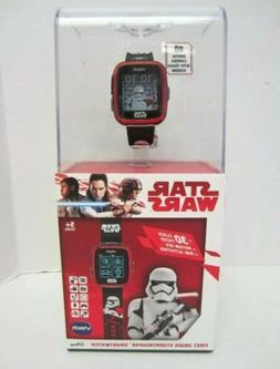 VTech Star Wars First Order Stormtrooper Smartwatch With Cam