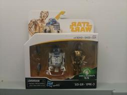 Star Wars Force Link 2.0 C-3PO and R2-D2 Toys R Us Exclusive