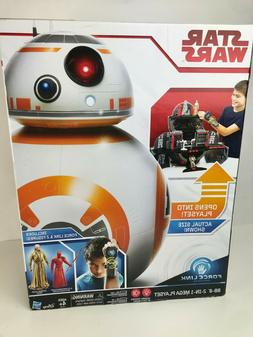 Star Wars Force Link BB-8 2 in 1 Mega Playset including Forc