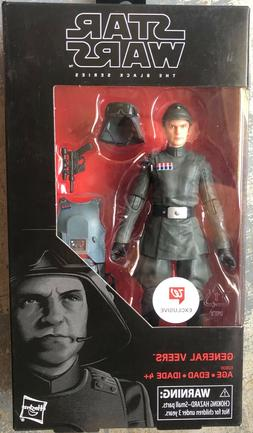 Star Wars General Veers Black Series Figure