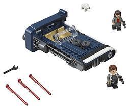 LEGO Star Wars Solo: A Star Wars Story Han Solo's Landspee