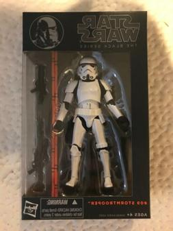 Hasbro Star Wars IMPERIAL STORMTROOPER Black Series 2014 6""