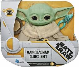 "Star Wars Mandalorian The Child Plush 7.5"" Talking Baby Yoda"