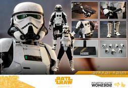 Hot Toys Star Wars Patrol Trooper Action Figure Movie Master