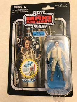 Star Wars Hasbro Princess Leia Hoth Outfit Vintage Collectio