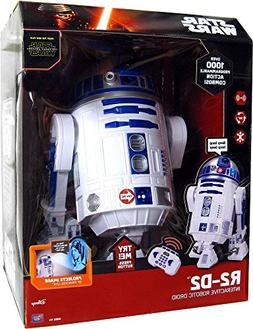 Star Wars R2-D2 Interactive Robotic by Thinkway