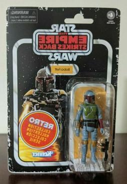 "Hasbro Star Wars Retro Collection Boba Fett 3.75"" Action Fig"