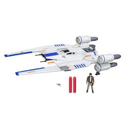 Star Wars: Rogue One Rebel U-Wing Fighter Disney Nerf - NEW