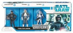 Star Wars 3.75 Inch Scale Clone Wars Evolutions - Imperial P
