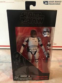 Hasbro Star Wars The Black Series #17 Finn  BRAND NEW/SEALED